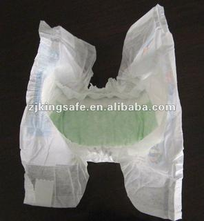 spunlace nonwoven fabric for baby Diapers