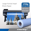 "High glossy Inkjet Photo Paper 24"", 36"",42"", 44"" roll size 115g 130g 150g 180g 210g 240g 260g"