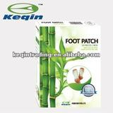 bamboo vinegar detox foot patch,manufacturer