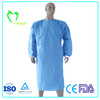 surgical gown,absorb disposable nonwoven SMS isolation barrier Gown for surgical and medical use