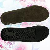 Natural Leather eva board Insole for shoes