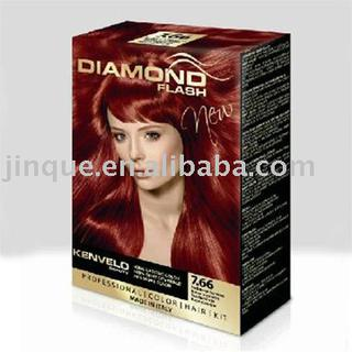 safety formula hair color cream (unit price:usd0.35-0.59)