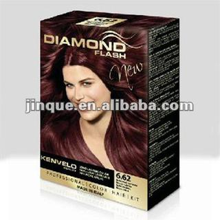 hair dye set (family use,unit price:0.35-0.59,professional factory since 2005)