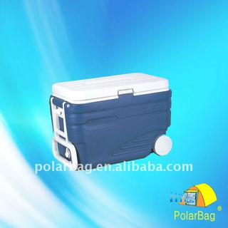 80L insulated cooler box
