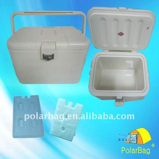 12L plastic vaccine cooler box