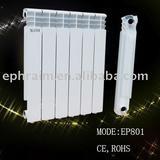 die-casting aluminum radiator with European-style