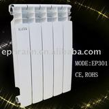 Die-casting aluminum radiator with high quality