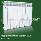 Good quality lower price with Standard ADC-12 aluminium Die-casting aluminum Radiators