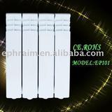 Water warmer die-casting aluminum radiator