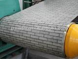 Printing steel coil/PPGI printing steel coil/Brick grain printing steel coil