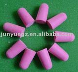 bullet shape PU foamed Ear plug
