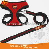 Mesh Pet harness and leash
