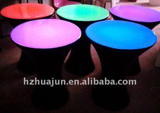 New Led Bar Tabl/ LED bench for bar /mini bar furniture
