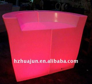 New Led Bar Table Led Furniture LED table LED bench for bar &cube