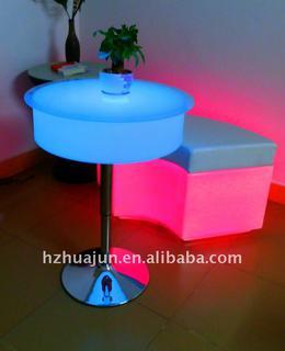 LED bar table/led table/bar table&bar chair