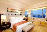 4pcs 100% cotton hotel linen bed sheet