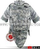 Interceptor Body Armor full body armor bulletproof vest IIIA PE body armor BULLET PROOF vest