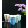 Special Type Color Glazed Stoneware Cup