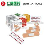 cotton fabric wound dressing