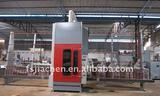 Vertical Automatic glass sandblasting machine