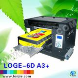 LOGE A3+ T-shirt printer