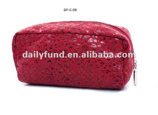 Leopard Cosmetic Bag