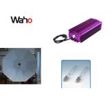 Hydroponic ballast, reflectors, lamps 1000W