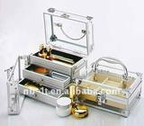 multi-layers jewelry box and case