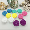 Eco Cute Bow Contact Lens Case Contact Lens dual case, colorful lens dual case, contact lens cases, contact lens box