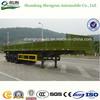 40ft 3 axle wall side semi trailer