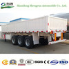 3 axles 13 meter Column board semi trailer with 8 containers lock