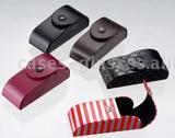 Foldable iron reading glasses cases