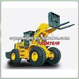 JGM761F Popular Flexible Four Wheel Loader