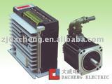 130mm brushless synchronous ac servo motor controller