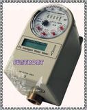 Prepaid IC Card Volumetric Water Meter