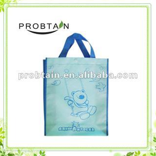 Cute cartoon non woven bag