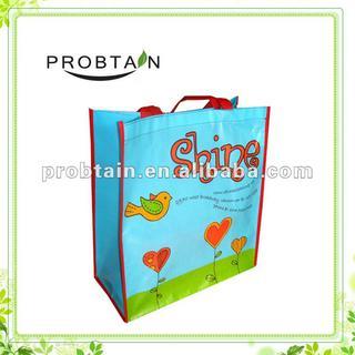Cute cartoon non-woven bag