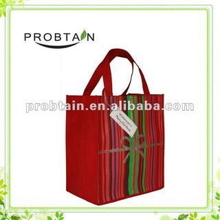 non woven promotional bag for Christmas