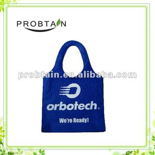 non woven punch tote bag