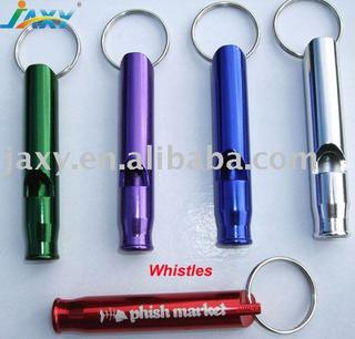 Colourful Whistles