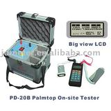 on-site tester for single-phase watt-hour meter