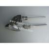 SS Case bimetal Thermometer 0-120C