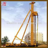 2012 new hydraulic water well drilling rig AKL-F-30