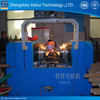 Hot sales of straight tube butt TIG+MIG welding machine