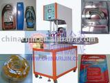 High frequency clam shell packaging machine