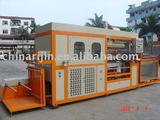 High speed vacuum blister forming machine