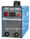 Inverter DC MMA welding machine MMA-200B with CCC and CE approve