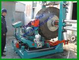 Tire retreading--Buffing Machine