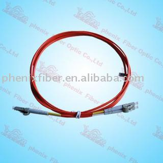 LC-LC MM Fiber optic patch cable