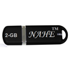 2gb Round Shape USB Flash Drive